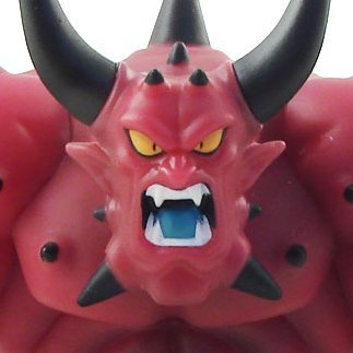 Dragon Quest Pre-Painted Soft Vinyl Figure: Monster 029 Deathtamoor