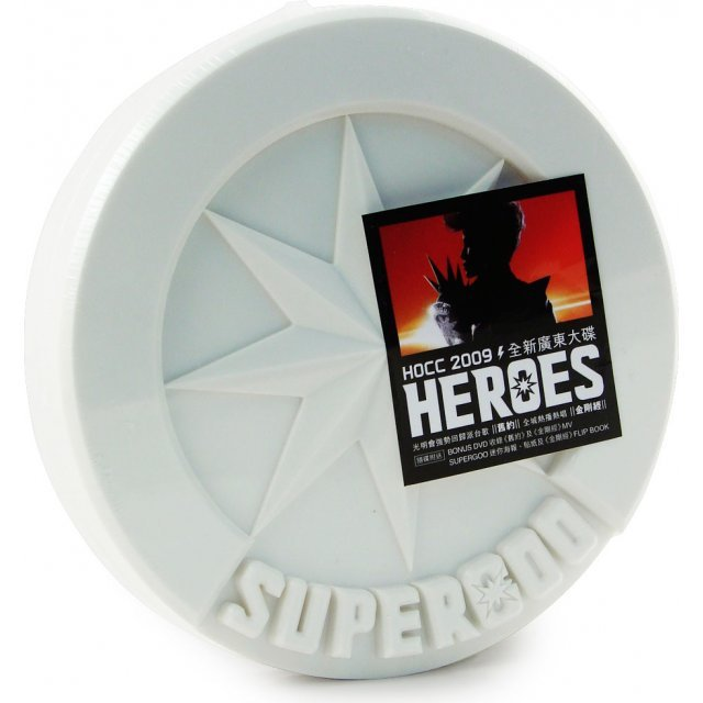 Heroes [White Version CD+DVD]
