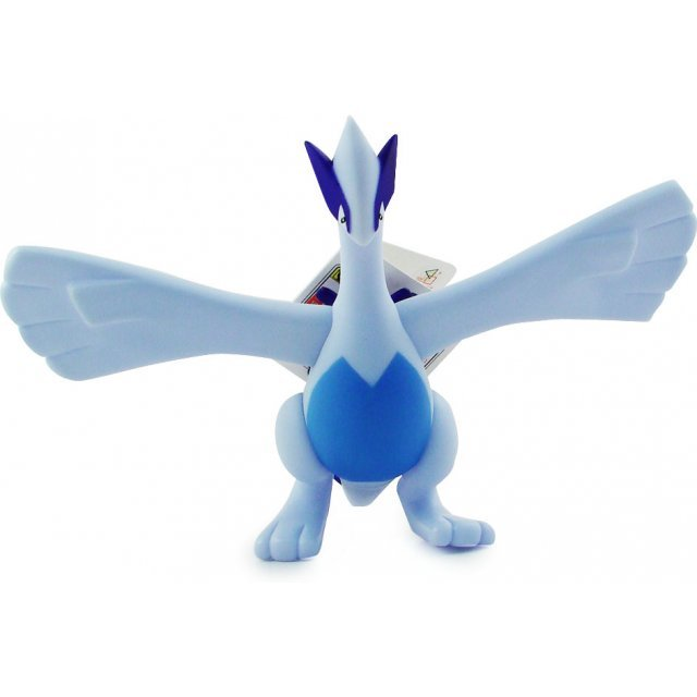 Pokemon Pre-Painted Soft Vinyl Figure: Rugia