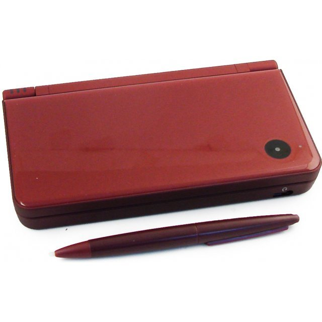 Nintendo DSi LL (Wine Red)