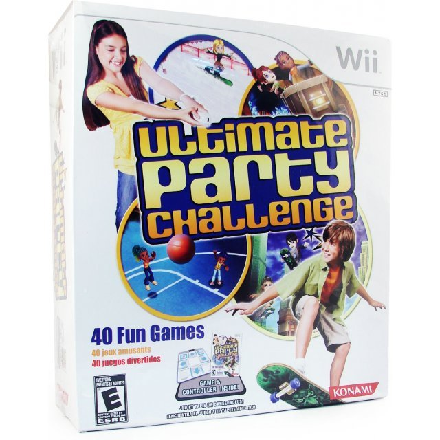 Ultimate Party Challenge (Bundle)