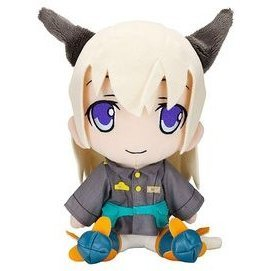 Strike Witches Vol. 2 Plush Doll: Eila Ilmatar Juutilainen