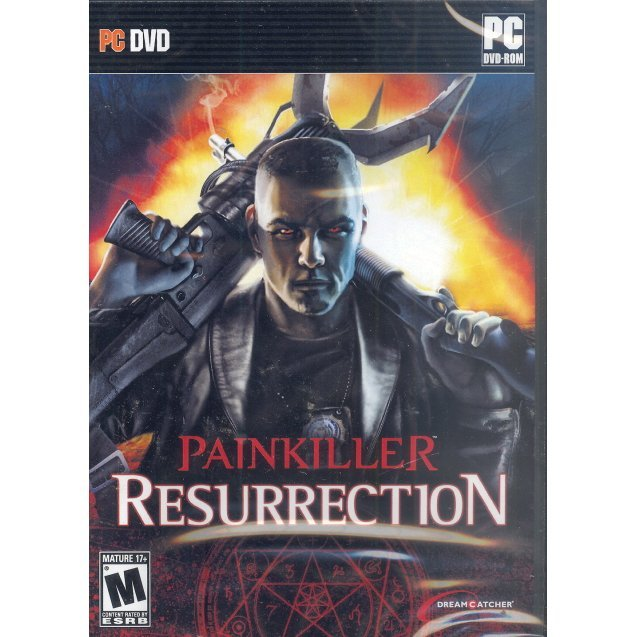 Painkiller: Resurrection (DVD-ROM)