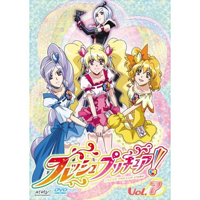 Fresh Pretty Cure Vol.7