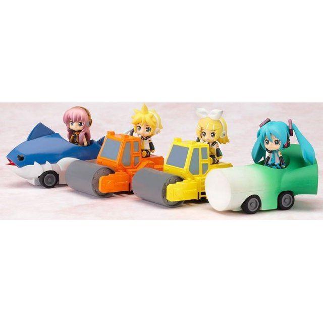 Nendoroid Plus Vocaloid Pull Back Car: Pa.170136.3