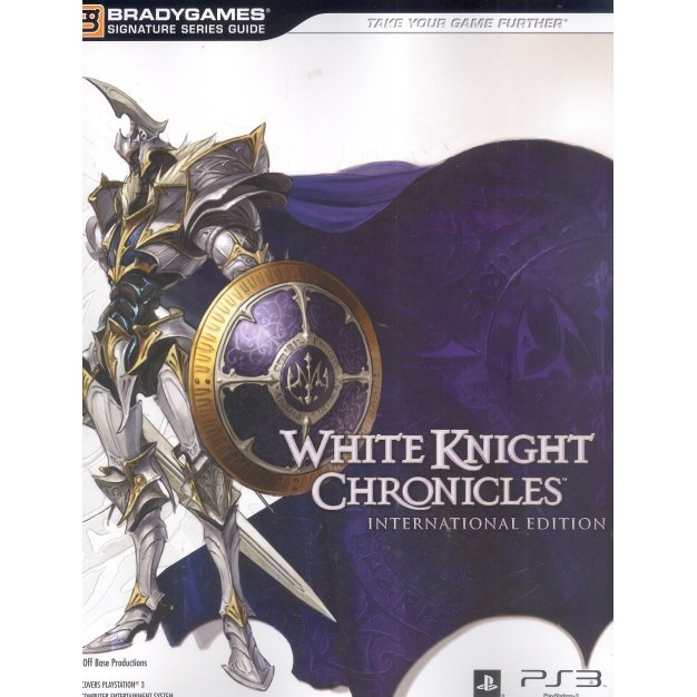 White Knight Chronicles Signature Series Strategy Guide