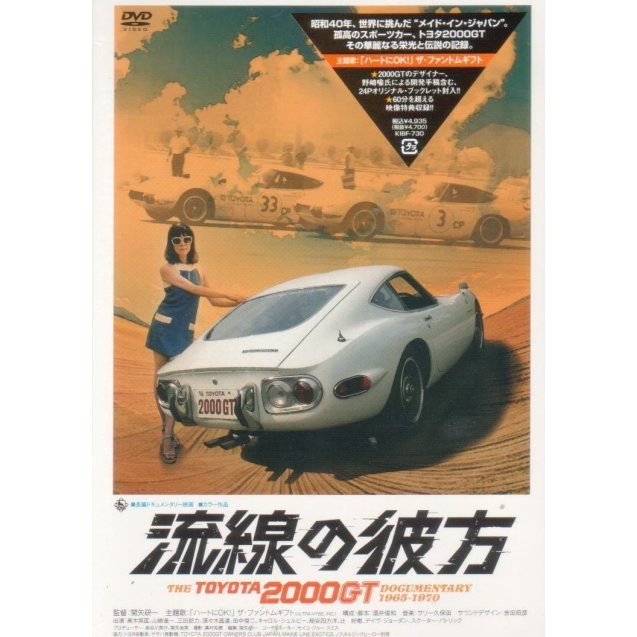 The Toyota 2000 GT Documentary 1965-1970