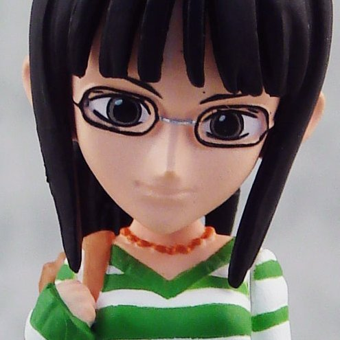 One Piece Strong World Vol. 2 Pre-Painted Figure: Nico Robin