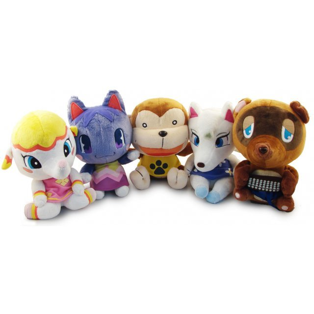 Animal Crossing Plush Doll: Special (Ships Randomly)
