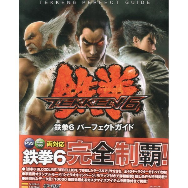 Tekken 6 Perfect Guide