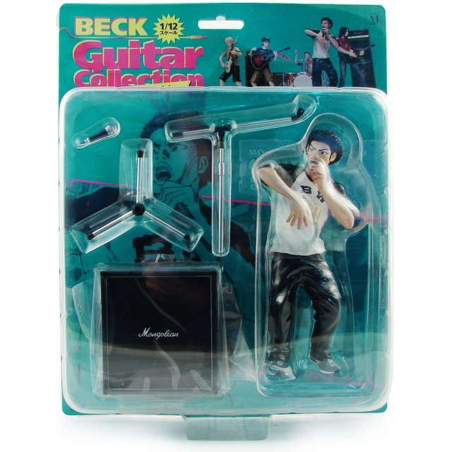BECK 1/12 Scale Guitar Collection Pre-Painted Figure: Chiba & Mike Special