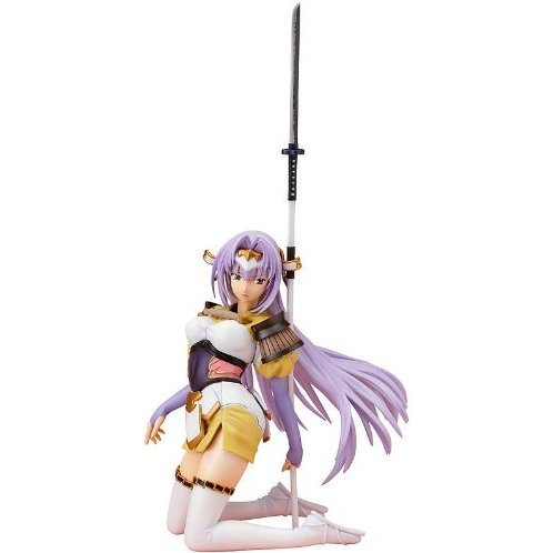 Sengoku Rance 1/5 Scale Pre-Painted PVC Figure: Senhime (Freeing Version)
