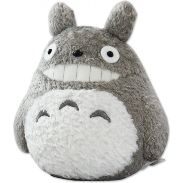 Tonari no Totoro Plush Doll: Totoro Smile (Medium)