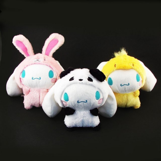 Cinnamoroll Dress Up Mini Plush Doll