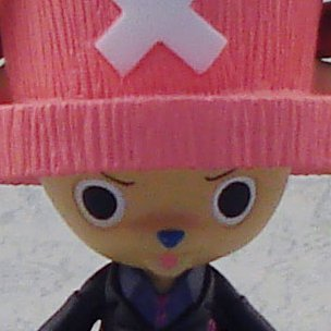 One Piece Strong World Vol. 4 Pre-Painted Figure: Tony Chopper