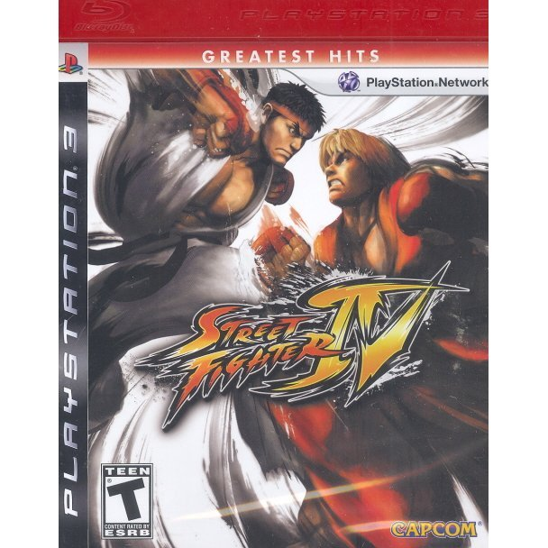 Street Fighter IV (Greatest Hits)