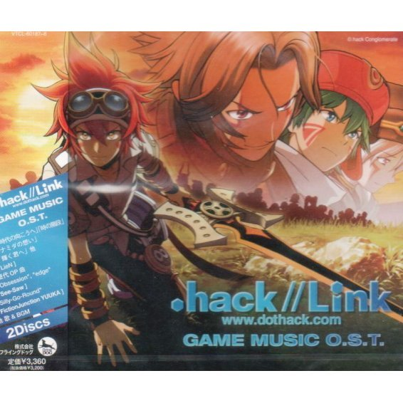 .hack//LINK Original Soundtrack