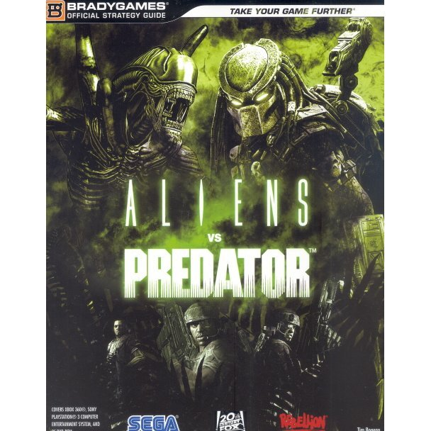 Aliens vs. Predator Official Strategy Guide