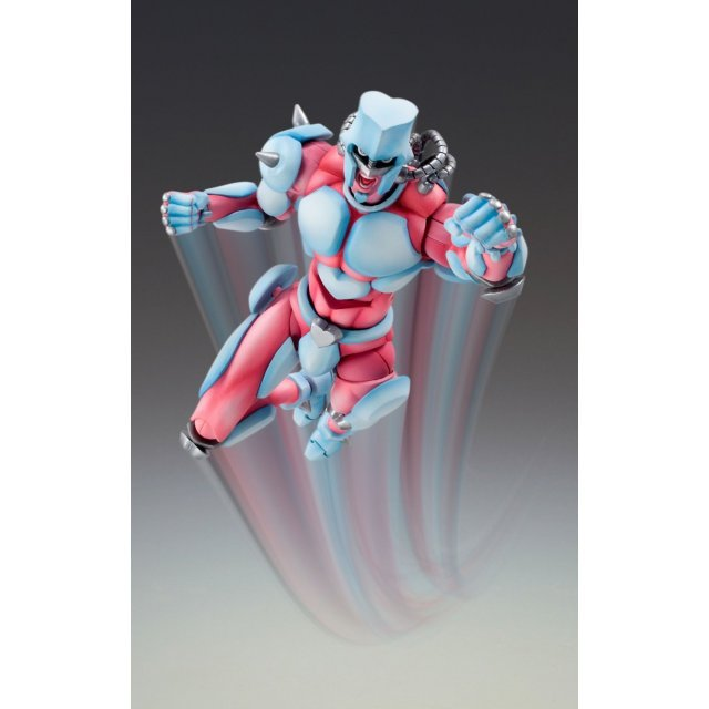 Super Figure JoJo's Bizarre Adventure Part 4 Non Scale Pre-Painted PVC Figure: Crazy Diamond (Re-run)