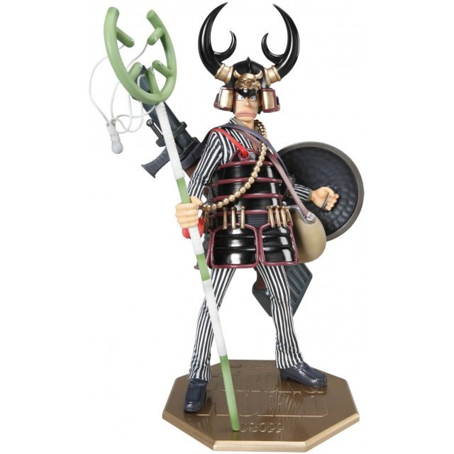 Excellent Model One Piece Portraits of Pirates 1/8 Scale Pre-Painted Figure: Usopp (Strong Version)