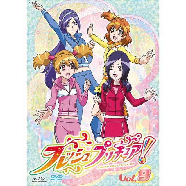 Fresh Pretty Cure Vol.9