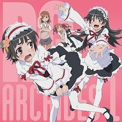 To Aru Kagaku No Railgun Archives 1