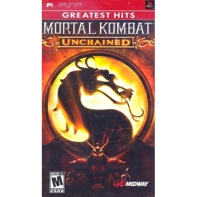 Mortal Kombat: Unchained (Greatest Hits)