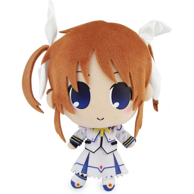 Magical Girl Lyrical Nanoha Striker S Plush Doll: Takamachi Nanoha