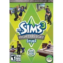 The Sims 3 High-End Loft Stuff (DVD-ROM)