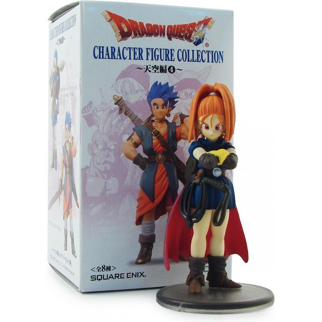 Dragon Quest Character Figure Collection Chapter of Heaven Vol. 4 Pre-Painted Trading Figure
