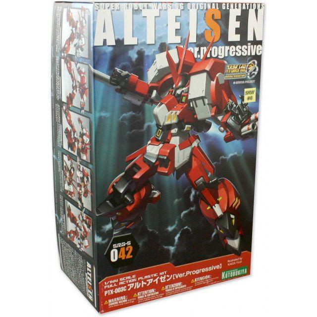 Super Robot Taisen OG: Alteisen (Progressive Ver ) (Re-run)