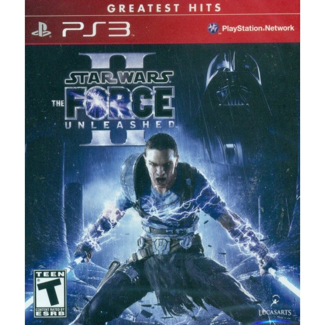 Star Wars: The Force Unleashed II (Greatest Hits)