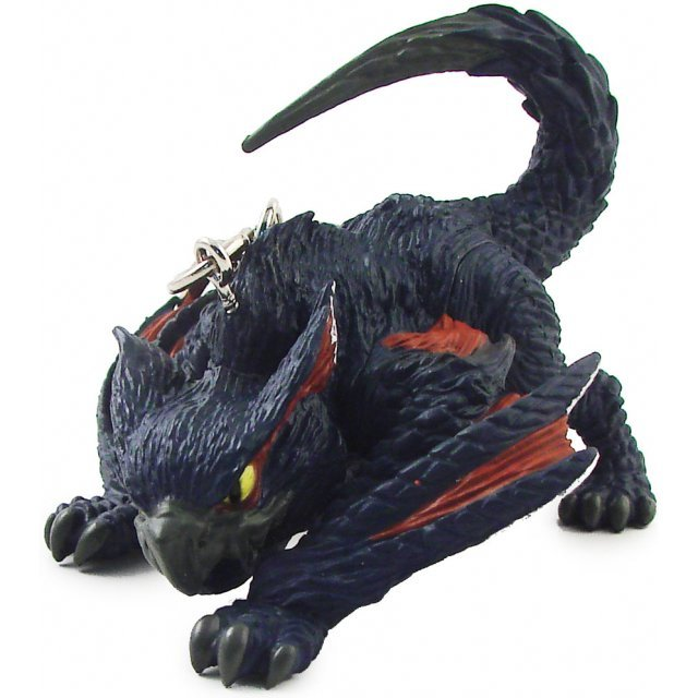 Banpresto Monster Hunter Key Chain Vol.2 Mini Figure: Narugakurus