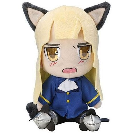 Strike Witches Vol. 5 Plush Doll: Perrine-H. Clostermann