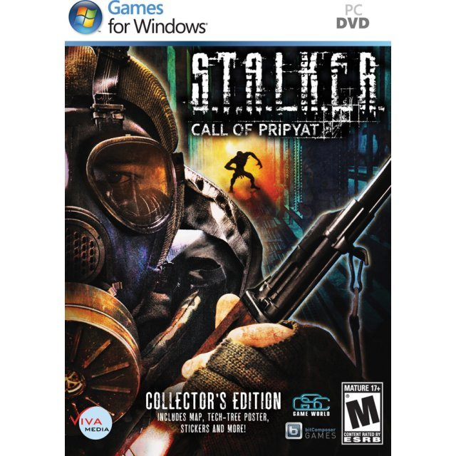 S.T.A.L.K.E.R.: Call of Pripyat (Collector's Edition) (DVD-ROM)