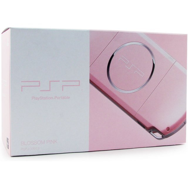PSP PlayStation Portable Slim & Lite - Blossom Pink (PSPJ-30013)
