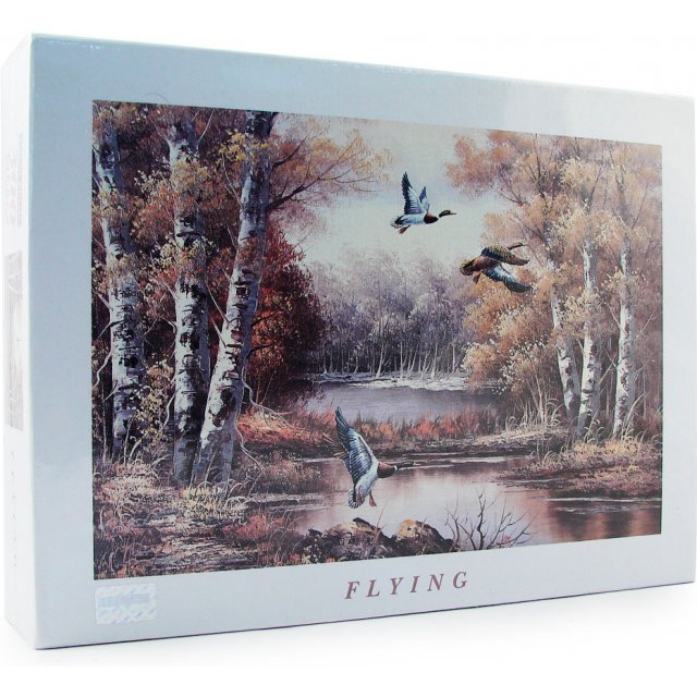 Flying 300 Pieces Jigsaw Puzzle
