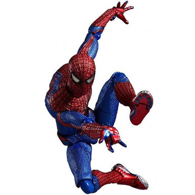 figma The Amazing Spider-Man Non Scale Pre-Painted PVC Figure: Spider-Man