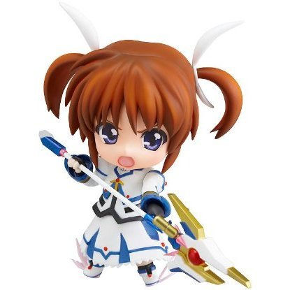 Nendoroid No. 095 Magical Girl Lyrical Nanoha The Movie 1st: Nanoha Takamachi