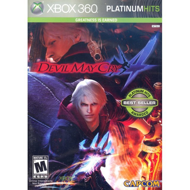 Devil May Cry 4 (Platinum Hits)