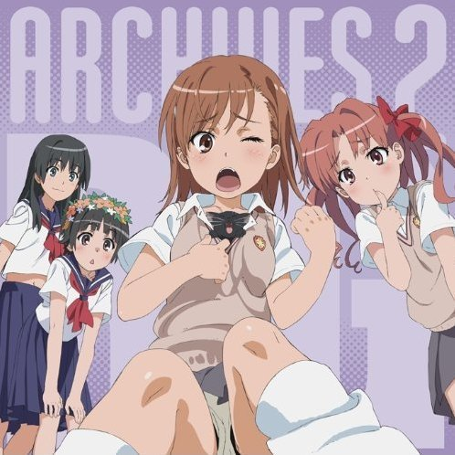 To Aru Kagaku No Railgun Archives 2