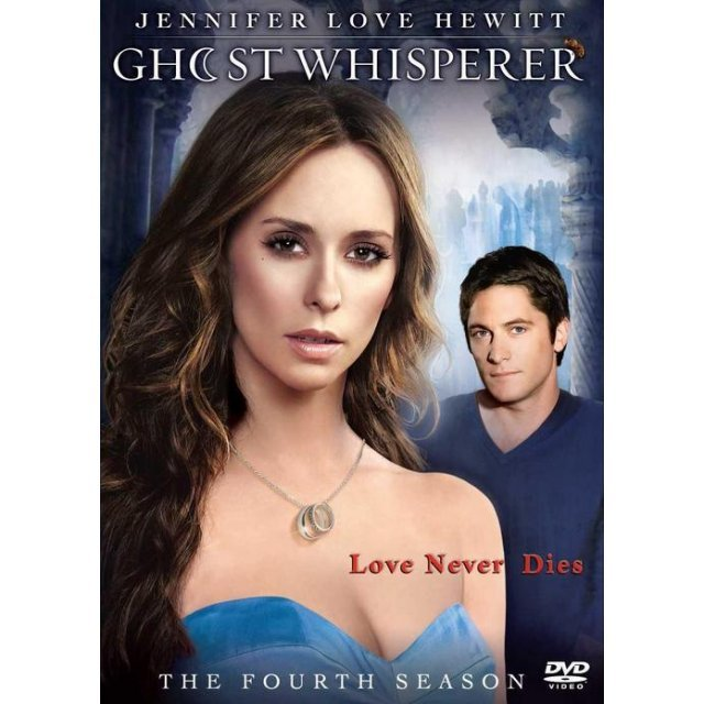 Ghost Whisperer [The Complete Fourth Season 6-Discs Boxset]