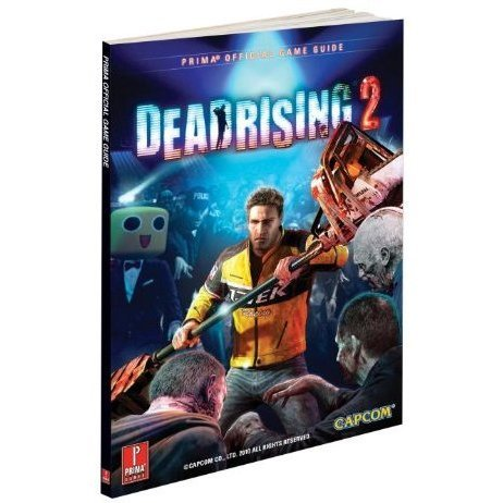 Dead Rising 2 Prima Official Game Guide