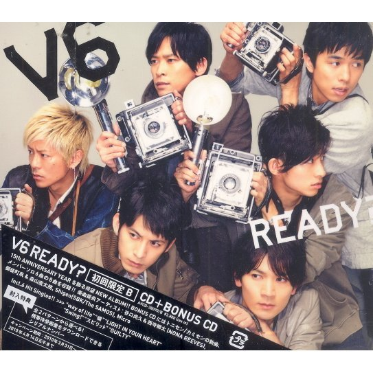 Ready? [2CD Limited Edition Jacket B]