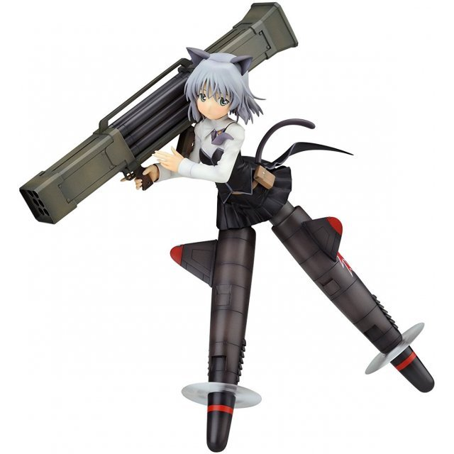 Strike Witches 1/8 Pre-Painted PVC Figure: Sanya V.Litvyak