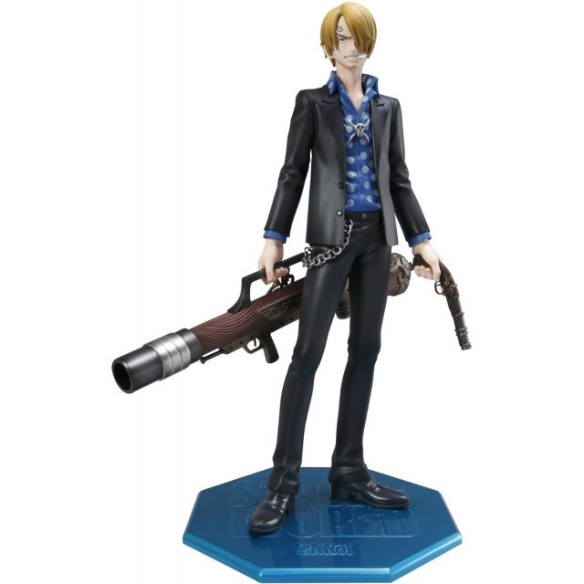 Excellent Model One Piece Neo DX Portraits of Pirates 1/8 Scale Pre-Painted Figure: Sanji (Strong Edition)