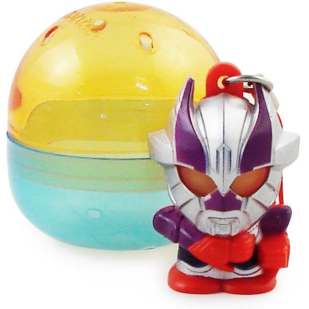 Bandai Ultraman Pre-Painted Light Up Gashapon Strap