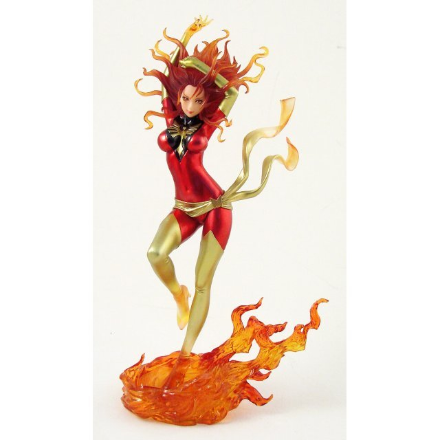 X-Men Marvel Bishoujo Collection 1/8 Scale Pre-Painted Statue: Dark Phoenix
