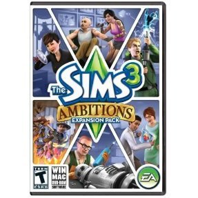 The Sims 3: Ambitions (DVD-ROM)