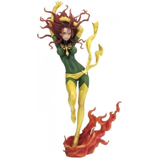 X-Men Marvel Bishoujo Collection 1/8 Scale Pre-Painted Statue: Phoenix